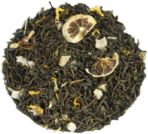 Lemon Ginger Black Loose Leaf Tea in Assorted Packs